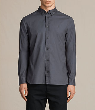 Men's Redondo Shirt (Dark Marine) -
