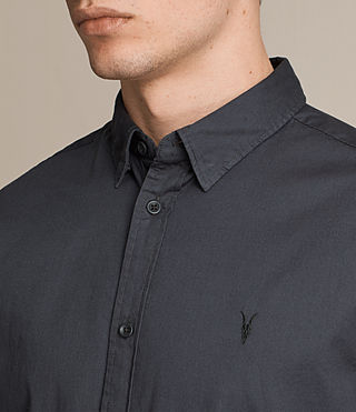 Men's Redondo Shirt (Dark Marine) - product_image_alt_text_2