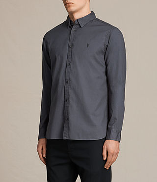Men's Redondo Shirt (Dark Marine) - product_image_alt_text_3