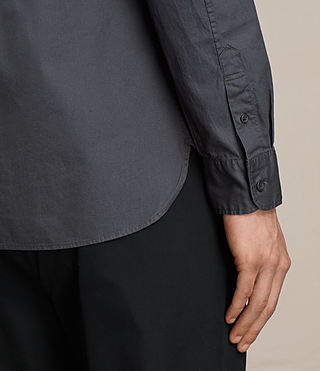 Men's Redondo Shirt (Dark Marine) - product_image_alt_text_4