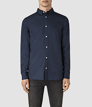 Hombre Redondo Shirt (INK NAVY) - product_image_alt_text_1