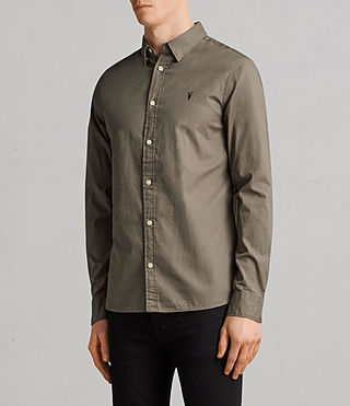 Men's Redondo Shirt (Olive Green) - Image 3