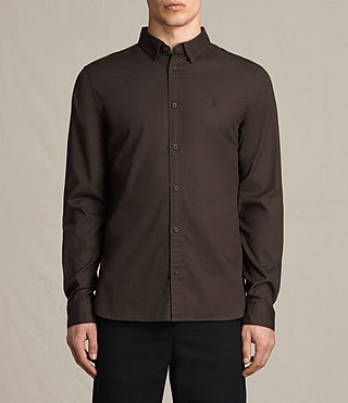 Men's Redondo Ls Shirt (CACAO) -