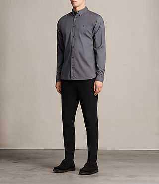 Hombre Redondo Shirt (COAL GREY) - product_image_alt_text_3
