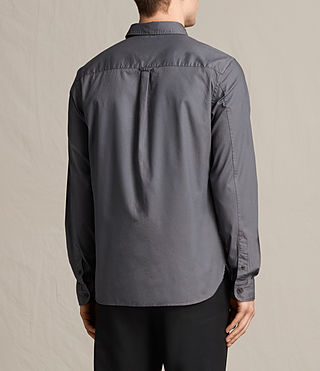 Hombre Redondo Shirt (COAL GREY) - product_image_alt_text_4