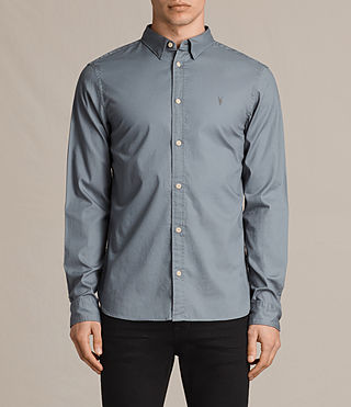 Men's Redondo Shirt (VISTA BLUE) - product_image_alt_text_1