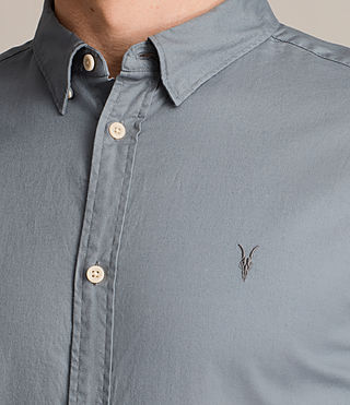 Mens Redondo Shirt (VISTA BLUE) - product_image_alt_text_2