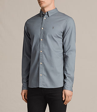 Mens Redondo Shirt (VISTA BLUE) - product_image_alt_text_3