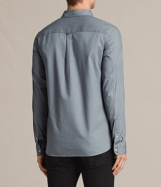 Mens Redondo Shirt (VISTA BLUE) - product_image_alt_text_4