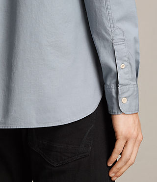 Mens Redondo Shirt (SHADOW BLUE) - product_image_alt_text_4