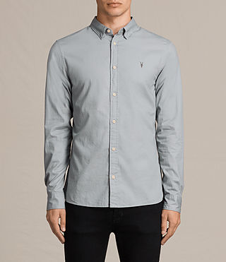 Mens Redondo Shirt (CHROME BLUE) - Image 1