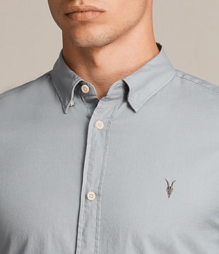 Herren Redondo Shirt (CHROME BLUE) - product_image_alt_text_2