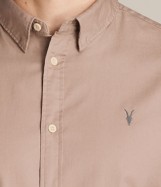 Hombre Redondo Shirt (MUSHROOM PINK) - product_image_alt_text_2
