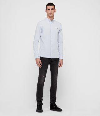 Hombre Redondo Shirt (Light Blue) - product_image_alt_text_3
