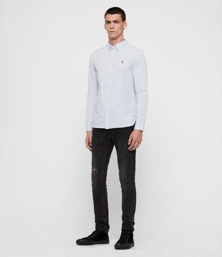 Hombre Redondo Shirt (Light Blue) - product_image_alt_text_4