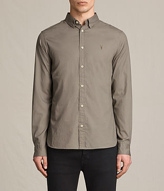 Men's Redondo Shirt (Taupe) -