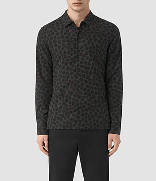 Uomo Waka Shirt (Pewter)