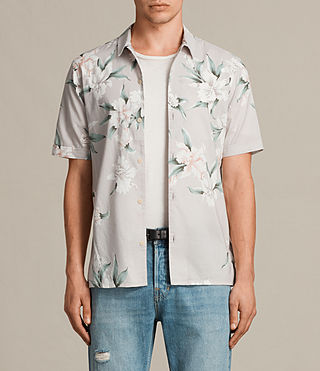 layback short sleeve shirt