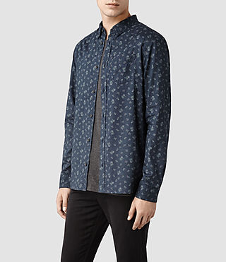 Mens Hornsgatan Shirt (Ink)
