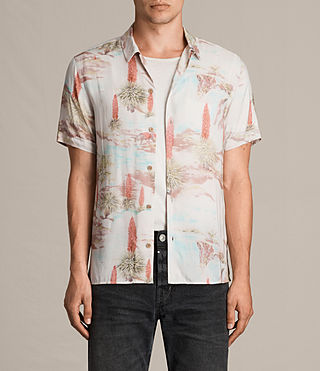 dreamscape short sleeve shirt