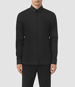 Uomo Paylor Shirt (Black) -