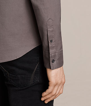 Men's Topanga Shirt (Slate Grey) - product_image_alt_text_4