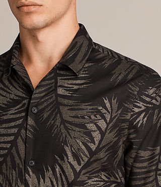 Men's Hawi Shirt (Khaki) - Image 2