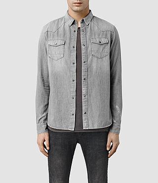 Men's Hurst Shirt (Light Grey)