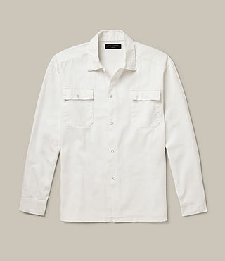 Mens Revolution Shirt (Vintage White) - product_image_alt_text_6