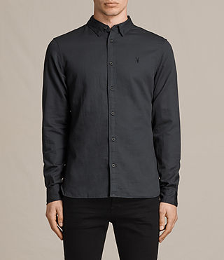 Mens Westlake Shirt (Workers Blue) - product_image_alt_text_1