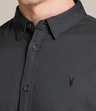 Men's Westlake Shirt (Workers Blue) - product_image_alt_text_2