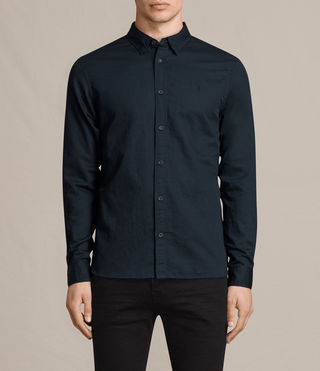 Mens Westlake Shirt (INK NAVY) - Image 1
