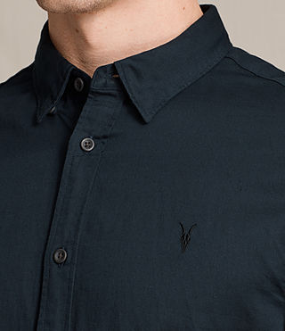 Mens Westlake Shirt (INK NAVY) - Image 2