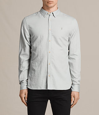 Men's Westlake Shirt (MIRAGE BLUE) - product_image_alt_text_1