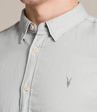 Men's Westlake Shirt (MIRAGE BLUE) - product_image_alt_text_2