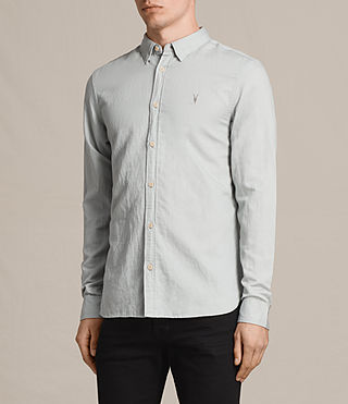 Men's Westlake Shirt (MIRAGE BLUE) - Image 3