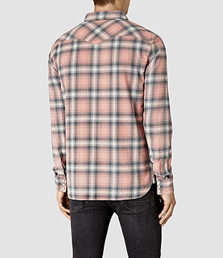 Mens Bridger Shirt (ROSETTE PINK) - product_image_alt_text_4