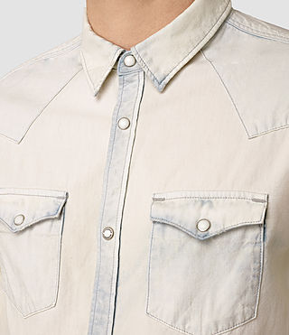 Herren Plasted Shirt (Quartz) - product_image_alt_text_2