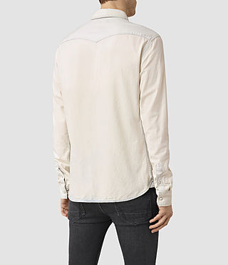 Hombre Plasted Shirt (Quartz) - product_image_alt_text_4