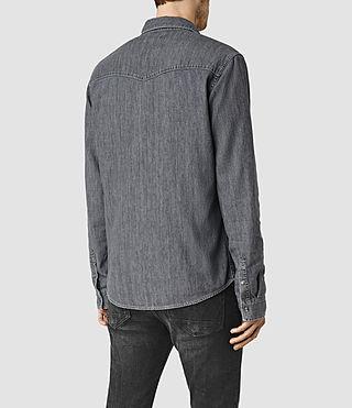 Hombres Contam Shirt (Grey) - product_image_alt_text_4