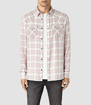 Mens Lamona Shirt (Sphinx Pink)