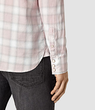 Hommes Lamona Shirt (Sphinx Pink) - product_image_alt_text_2