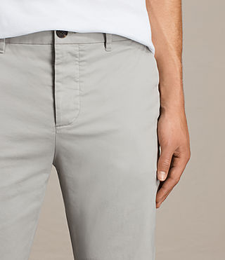 Mens Park Chino (Ice Blue) - Image 2