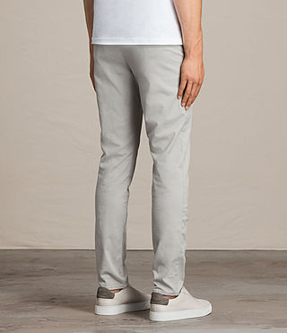 Mens Park Chino (Ice Blue) - Image 4