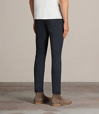 Men's Park Chino (Airforce Blue) - Image 3