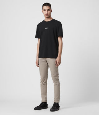 Uomo Chino Park (Sand) - product_image_alt_text_3