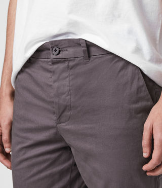 Mens Park Chino (Slate Grey) - Image 2