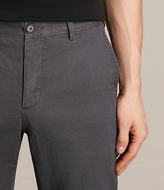 Mens Park Chino (Petrol Blue) - product_image_alt_text_3