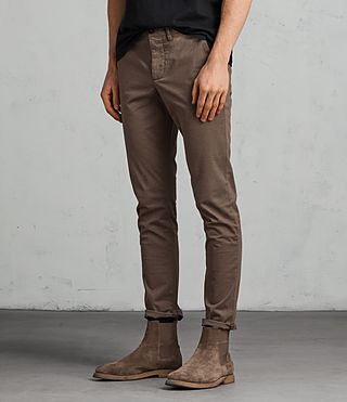 Herren Park Chino (Military Green) - Image 3