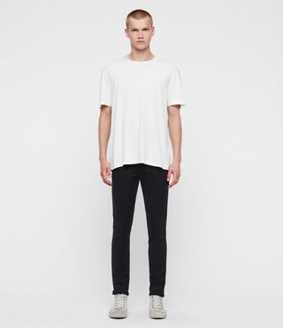 Mens Park Chino (Black) - Image 3